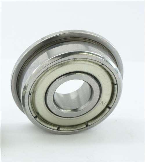 MR607-Z Radial Ball Bearing Double Shielded Bore Dia 7mm OD 19mm Width 6mm