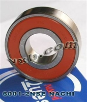 6001-2NSE Nachi Bearing 12x28x8 Sealed C3 Japan