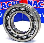 6007 Nachi Bearing Open C3 Japan 35x62x14