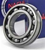 6007NR Nachi Bearing Open C3 Snap Ring Japan 35x62x14