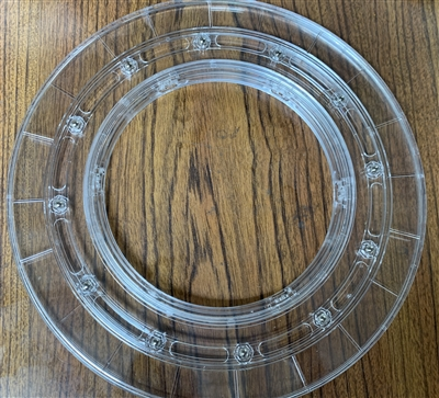 "12"" inch Lazy Susan Acrylic Bearing Turntable Bearings"