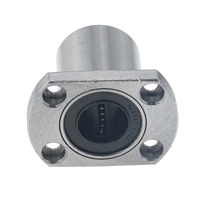 16mm Long Square Flanged Bushing Linear Motion LMH16UU 16x28x37