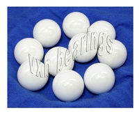 "1 1/8"" inch =  28.575mm Loose Ceramic ZrO2 G40 Balls"