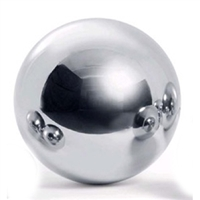 LOOSE 38mm Stainless Steel  304C Hollow Ball