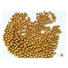 "Pack of 100 Bearing Balls 2.2mm = 0.086"" Inches Diameter Loose Solid Bronze/brass"