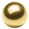 "7mm = 0.275"" Inches Diameter Loose Solid Bronze/Brass Pack of 10 Bearing Balls"