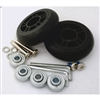 Travel Bags Replacement Luggage Wheels Set