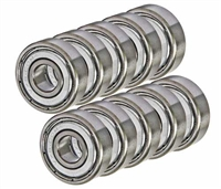 5x11 Bearing 5x11x4 Shielded Miniature 5mm Bore