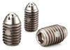 NBK Made in Japan MP-5 Stainless Steel Heavy Load Miniature Ball Plunger with Vibration Resistant Treatment
