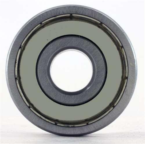 4mm OD 11mm Width 4mm MR694-ZZ Radial Ball Bearing Double Shielded Bore Dia