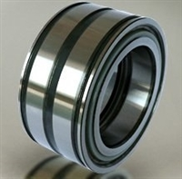 NAS5013UUNR Sheave 2 Rows Full Complement Bearings