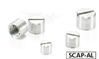 NBK-SCAP-3-AL Aluminum Cover Caps .Made in Japan