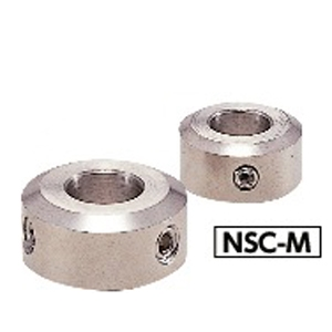 NSC-3-8-M NBK Set Collar - Set Screw Type. Made in Japan