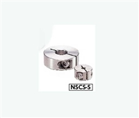 NSCS-10-10-S NBK Collar Clamping Type - Steel  Hex Socket Head Cap Screw  One Collar Made in Japan