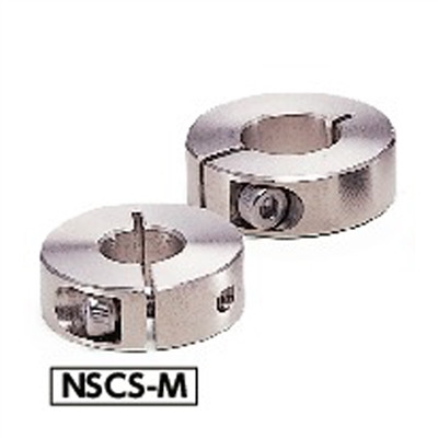 NSCS-10-15-M NBK Set Collar - Set Screw Type. Made in Japan
