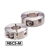 NSCS-3-8-M NBK Set Collar - Set Screw Type. Made in Japan
