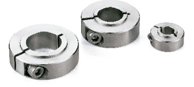 NSCS-3-8-SB NBK Stainless Steel Set Collar For Securing Bearing 