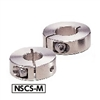 NSCS-5-8-M NBK Set Collar - Set Screw Type. Made in Japan