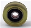 PU6X20X6 Tire Polyurethane Rubber Bearing 6x20x6mm shielded Miniature