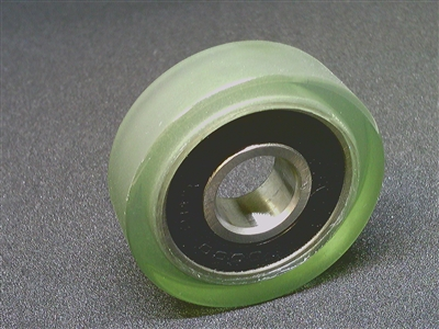 PU8X28X7-2RS Polyurethane Rubber Bearing 8x28x7mm Sealed Miniature
