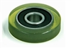 PU08307 Polyurethane Rubber Bearing 8x30x7mm Sealed Miniature