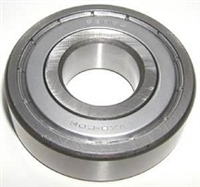"R4ZZC3 QQG Shielded Bearing with C3 Clearance 1/4""x5/8""x0.196"" inch Miniature"
