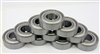 5x8 Shielded 5x8x2.5 Miniature Bearing Pack of 10