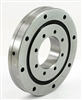 RU148UU-CC0-X Cross Roller Slewing Ring Tapped through holes Turntable Bearing 90x210x25mm