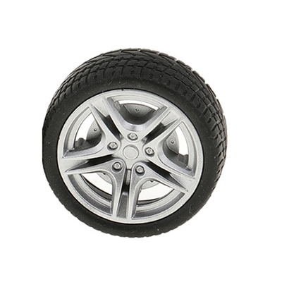 48mm Rubber Wheel Tires  for Toy Cars