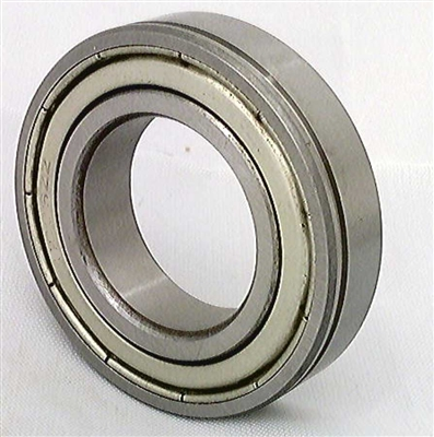 S6000ZC4 Stainless Steel Ball Bearing, single shield, dry 10x26x8
