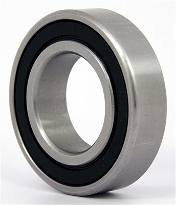 S6001-2RS Ceramic Bearing Premium ABEC-3 Stainless Steel 12x28x8 Bearings