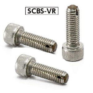 SCBS-M8-20-VR NBK Clamping Cap Screws with Ventilation Hole Made in Japan