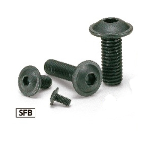 Made in Japan SFB-M4-16 NBK  Socket Button Head Cap Screws with Flange Pack of 50