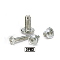 Made in Japan SFBS-M4-20 NBK  Socket Button Head Cap Screws with Flange Pack of 20