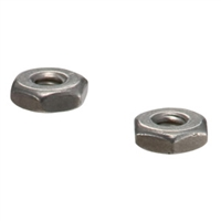 SHNS-1/4-20 NBK Hex Nuts - Inch Thread- Pack of 10. Made in Japan