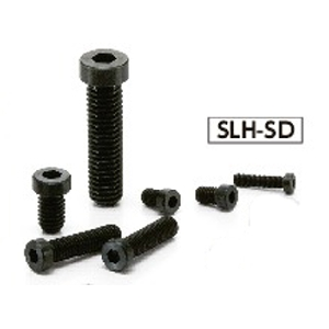 SLH-M4-12-SD NBK  Socket Head Cap Screws with Low & Small Head- Pack of 10-Made in Japan