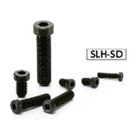 SLH-M4-8-SD NBK  Socket Head Cap Screws with Low & Small Head- Pack of 10-Made in Japan