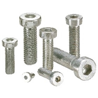 Made in Japan SLHL-M6-10 NBK  Socket Head Cap Screws with Low Profile Pack of 10
