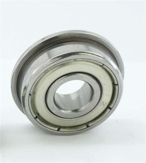 25PCS SMF105zz MF105zz Stainless Steel FLANGED Ball Bearing Bearings 5x10x4 mm