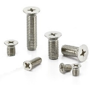SNFS-M5-12-SD NBK Cross Recessed Flat Head Screws 20pcs