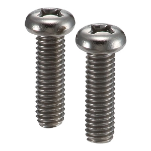 SNPT-M4-8 NBK  Cross Recessed Pan Head Machine Screws - Titanium- Made in Japan
