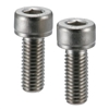 SNS-M10-25-EL NBK Socket Head Cap Screws Electroless Nickel Plating - Pack of 10. Made in Japan