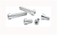 SNSA-M6-12 NBK Hex Socket Head Cap Screws - Aluminum  One Screw  Made in Japan