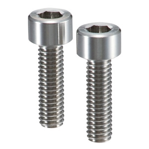 SNSIV-M3-12 NBK Socket Head Cap Screw - Super Invar Made in Japan