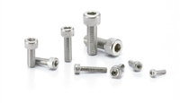 SNSL-M3-6 NBK Socket Head Cap Screws - SUS316L- Made in Japan Pack of 5