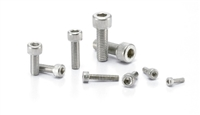 SNSL-M3-8 NBK Socket Head Cap Screws - SUS316L- Made in Japan Pack of 5
