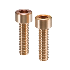 SNSP-M3-20 NBK Socket Head Cap Screw - Phosphor Bronze Made in Japan