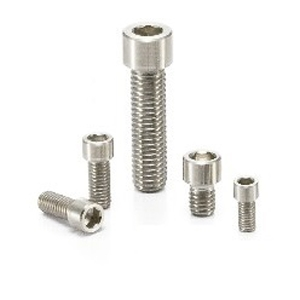 SNSS-M2.5-4-SD NBK  Socket Head Cap Screws with Small Head - Pack of 10