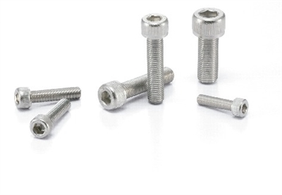 SNSS-M4-P0.5-25-NBK  Hex Socket Head Cap Screws with Fine Pitch Thread