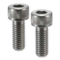 SNST-M3-8 NBK Hex Socket Head Cap Screws - Titanium- Made in Japan